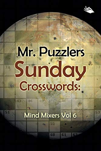 9781682802717: Mr. Puzzlers Sunday Crosswords: Mind Mixers Vol 6