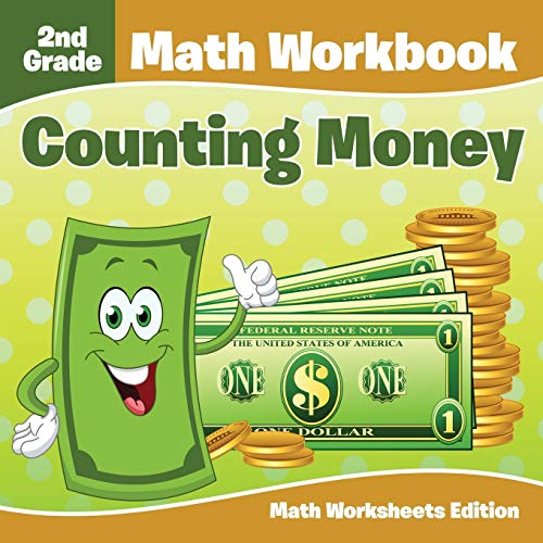 9781682807941: 2nd Grade Math Workbook: Counting Money | Math Worksheets Edition