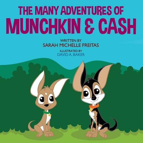 9781682900321: The Many Adventures of Munchkin & Cash