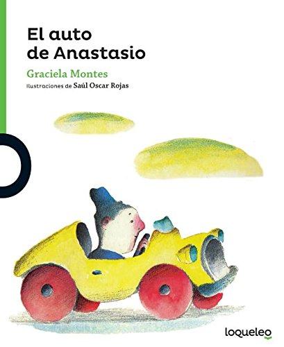 El Auto de Anastasio (Paperback): Graciela Montes
