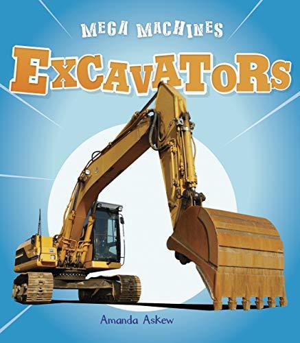 9781682970034: Excavators (Mega Machines)