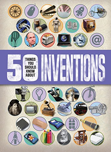 9781682970201: 50 Things You Should Know about Inventions