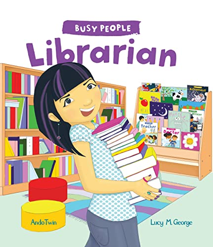 9781682971352: Busy People: Librarian