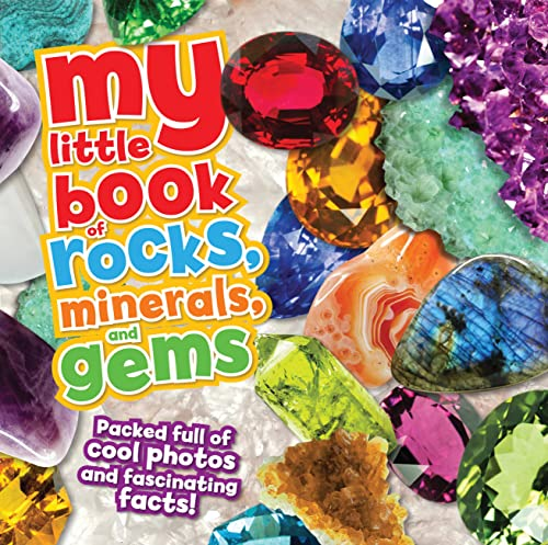 9781682971475: My Little Book of Rocks, Minerals and Gems