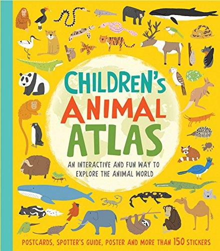 9781682973417: Children's Animal Atlas