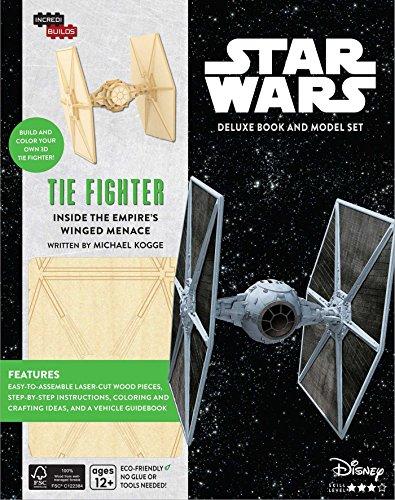 Incredibuilds: Star Wars: Tie Fighter
