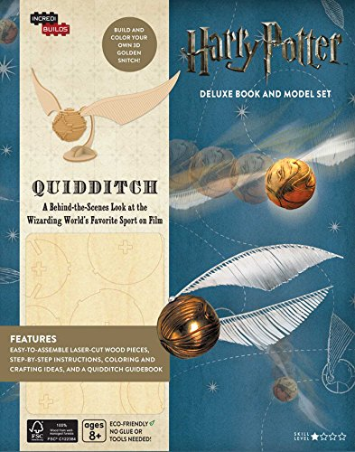 IncrediBuilds: Harry Potter: Quidditch Format: Hardcover