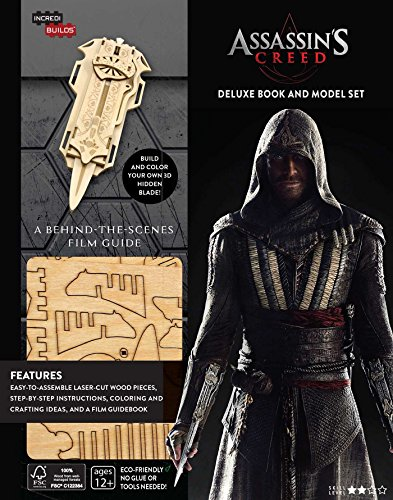 9781682980149: IncrediBuilds: Assassin's Creed Deluxe Book and Model Set