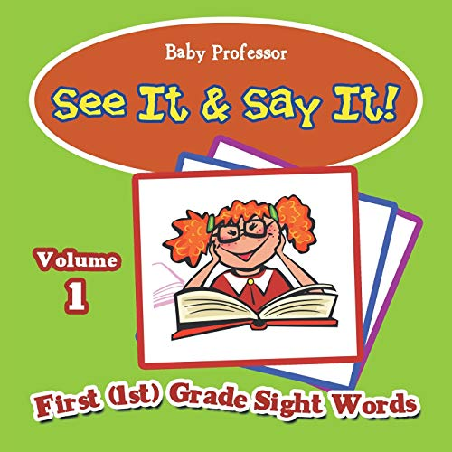 See It & Say It! : Volume: Baby Professor