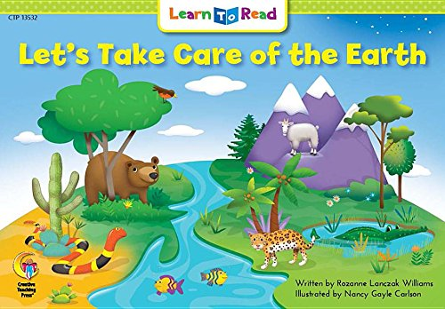 9781683101833: Let's Take Care of the Earth (Learn to Read)