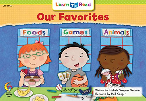 9781683103141: Our Favorites (Learn to Read)