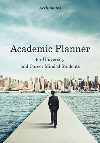 9781683213574: Academic Planner for University and Career Minded Students