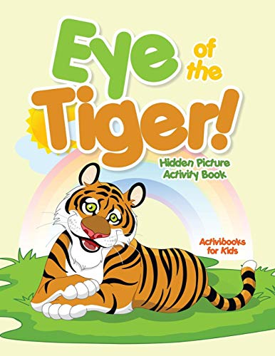 9781683215011: Eye of the Tiger! Hidden Picture Activity Book