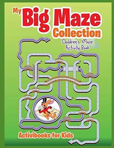 9781683215509: My Big Maze Collection: Children's Maze Activity Book