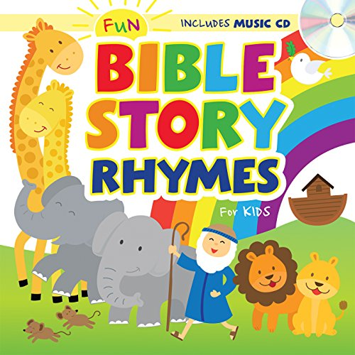 9781683220749: Fun Bible Story Rhymes for Kids (Let's Share a Story)