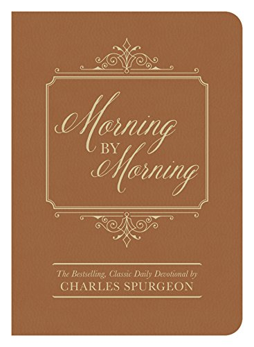 9781683223269: Morning by Morning: The Bestselling Classic Daily Devotional