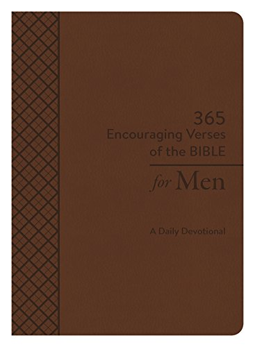 9781683223948: 365 Encouraging Verses of the Bible for Men: A Daily Devotional