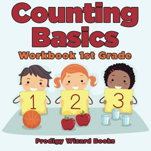 9781683231714: Counting Basics Workbook 1st Grade