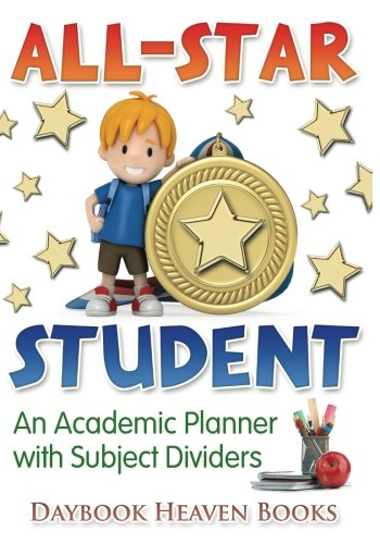 9781683233565: All-Star Student - An Academic Planner with Subject Dividers