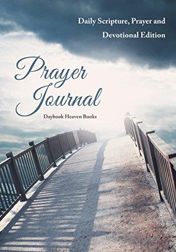 9781683236092: Prayer Journal: Daily Scripture, Prayer and Devotional Edition