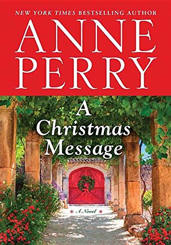 9781683241904: A Christmas Message (Center Point Large Print)
