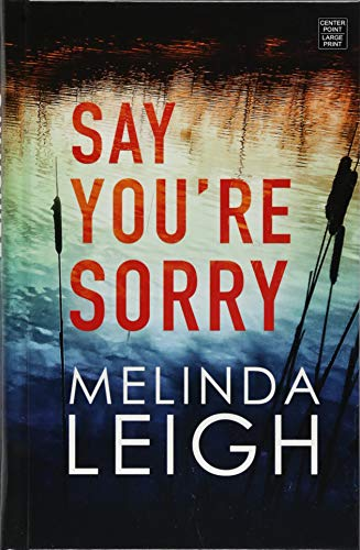 Book Cover: Say You're Sorry