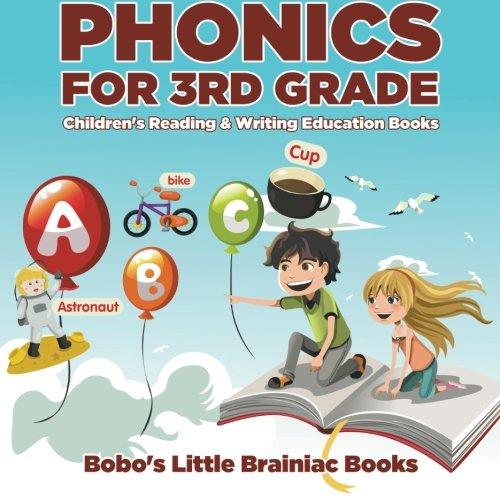 9781683270874: Phonics for 3Rd Grade: Children's Reading & Writing Education Books