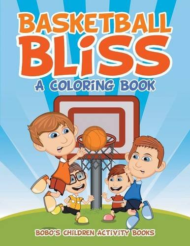 9781683275176: Basketball Bliss: A Coloring Book