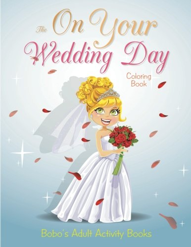 9781683277071: The On Your Wedding Day Coloring