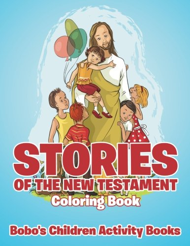 9781683278535: Stories of the New Testament Coloring Book