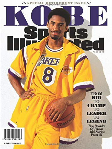 9781683304197: Sports Illustrated Kobe Bryant Special Retirement Tribute Issue: From Kid to Champ to Leader to Legend