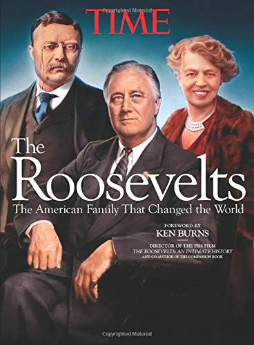 9781683306429: TIME The Roosevelts: The American Family That Changed the World