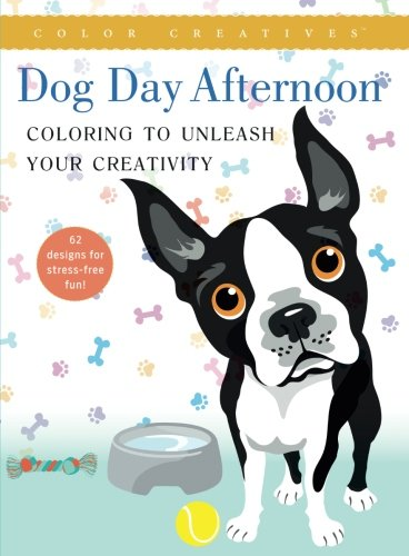Dog Day Afternoon: Coloring to