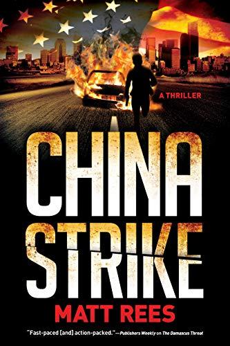 9781683311348: China Strike: An ICE Thriller
