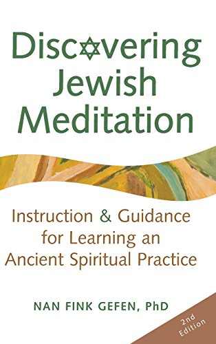 9781683360308: Discovering Jewish Meditation (2nd Edition): Instruction & Guidance for Learning an Ancient Spiritual Practice