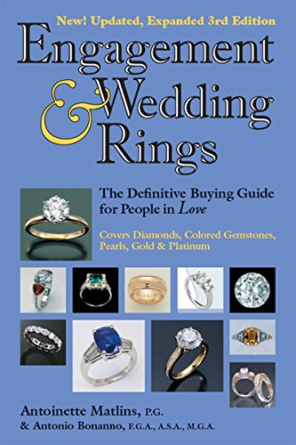 9781683360476: Engagement & Wedding Rings (3rd Edition): The Definitive Buying Guide for People in Love