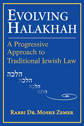 9781683360520: Evolving Halakhah: A Progressive Approach to Traditional Jewish Law
