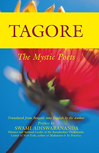 9781683363255: Tagore: The Mystic Poets (Mystic Poets Series)