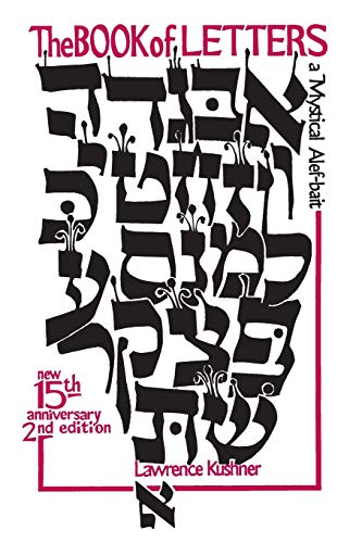 9781683363446: The Book of Letters: A Mystical Hebrew Alphabet (Kushner)