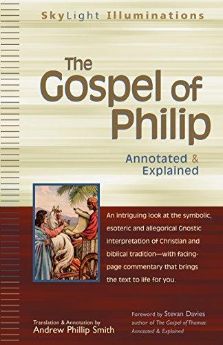 9781683363736: The Gospel of Philip: Annotated & Explained (SkyLight Illuminations)