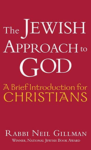 9781683363828: The Jewish Approach to God: A Brief Introduction for Christians
