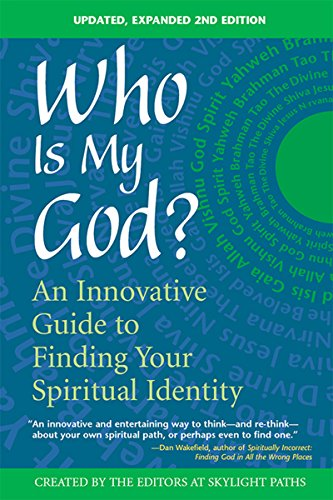 9781683364962: Who Is My God? (2nd Edition): An Innovative Guide to Finding Your Spiritual Identity
