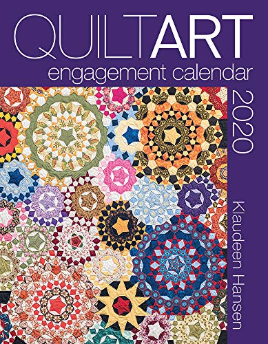 9781683391272: 2020 QUILT ART ENGAGEMENT CAL
