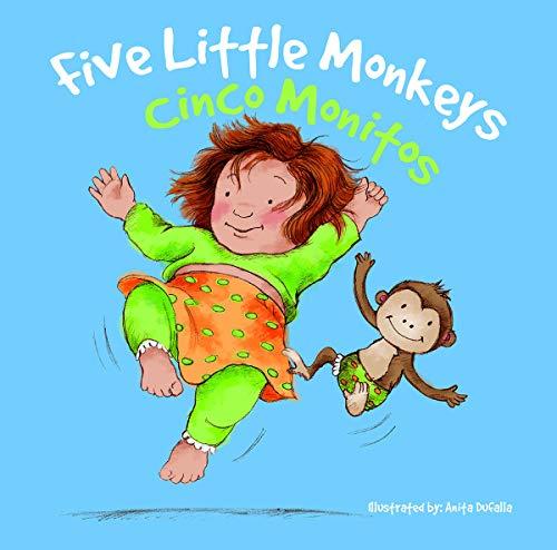 9781683420156: Five Little Monkeys (Nursery Rhymes)