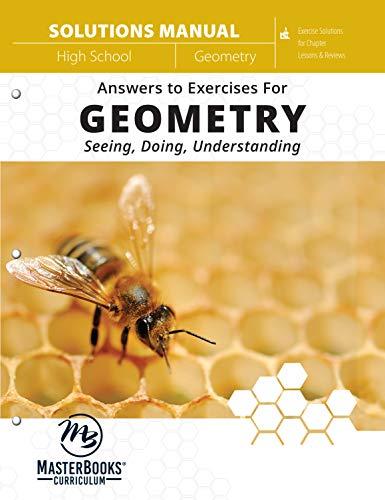 9781683440215: Geometry (Solutions Manual)