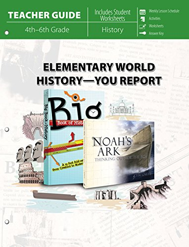 Elementary World History - You Report! (Teacher: Laura Welch