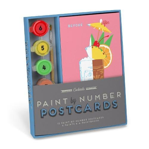 Cocktails Paint By Numbers