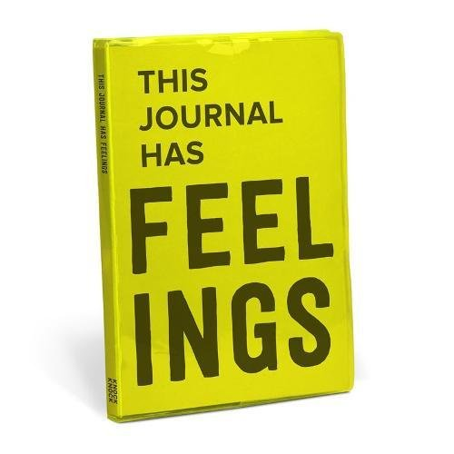 9781683490258: Knock Knock This Journal Has Feelings (Journals)