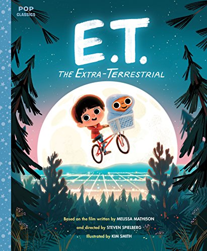 E.T. the Extra-Terrestrial: The Classic Illustrate