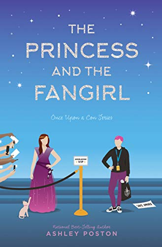 9781683690962: The Princess and the Fangirl (Once Upon A Con)